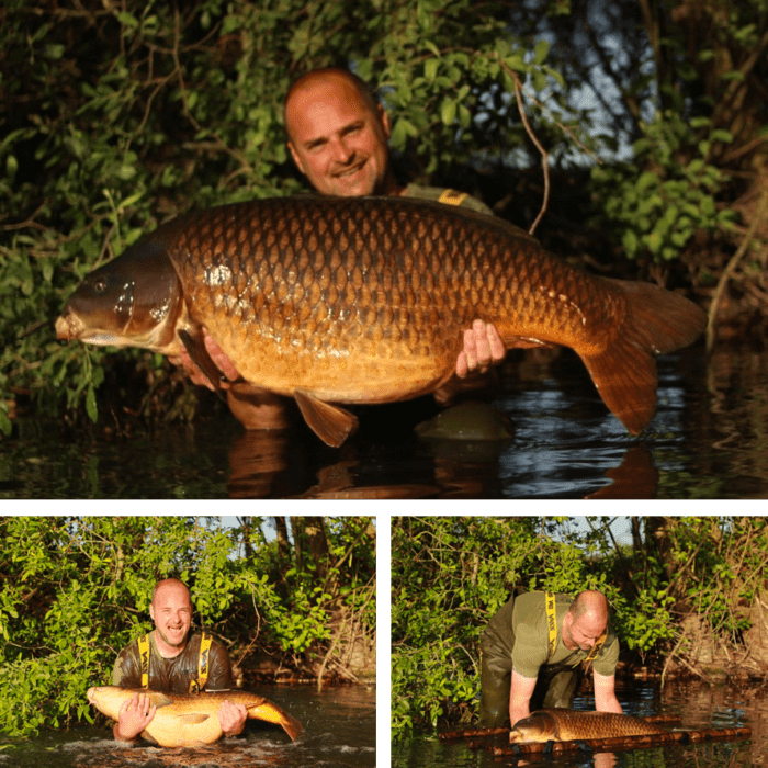 RED LETTER SESSION AT BLUEBELL LAKES FOR RUSSELL WEBB