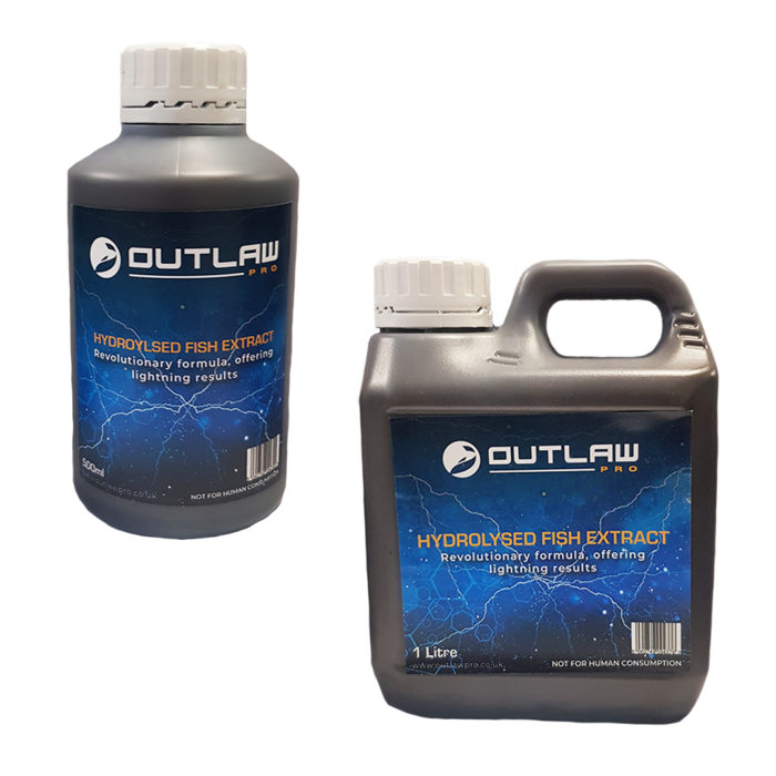 Outlaw Pro Hydrolysed Fish Extract