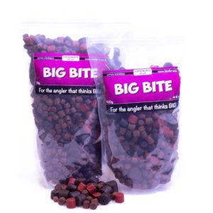 Hinders Baits Big Bite 900g (Pouch)