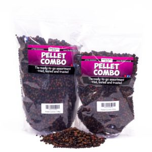 Hinders Baits Pellet Combo 900g (Pouch)